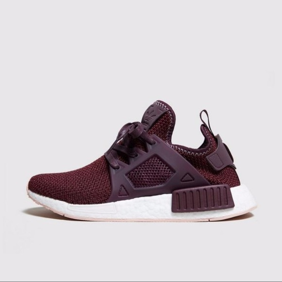 new concept 2c32f 92748 Adidas NMD RX1 Burgundy